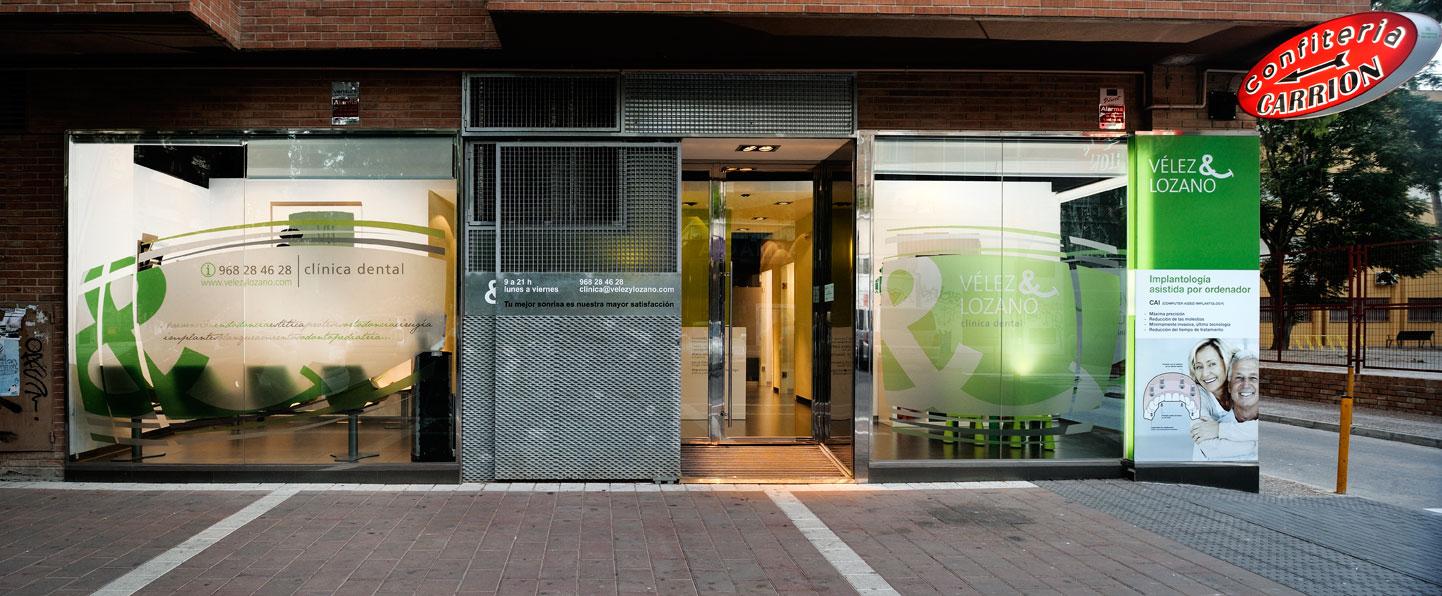 Una clínica dental de última generación en Murcia, abierta también en verano
