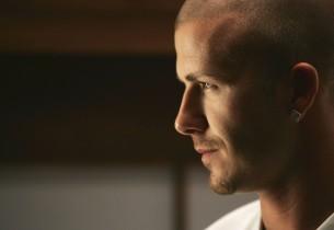 Un perfil joven y atractivo como el de David Beckham exige reponer los dientes perdidos