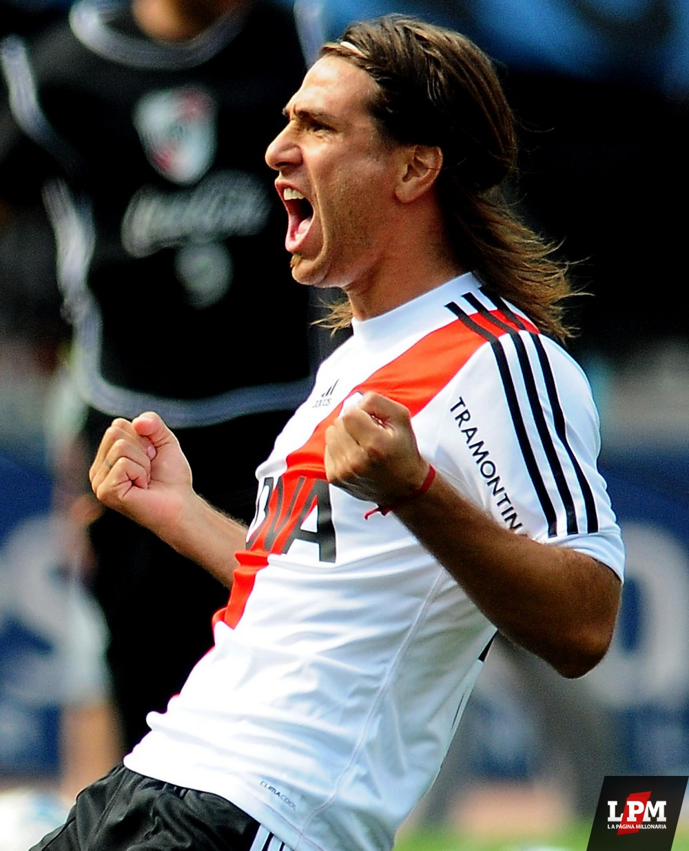 Ponzio, uno de los jugadores más emblemáticos del River, sufrió lesiones repetidas debidas a una infección dental
