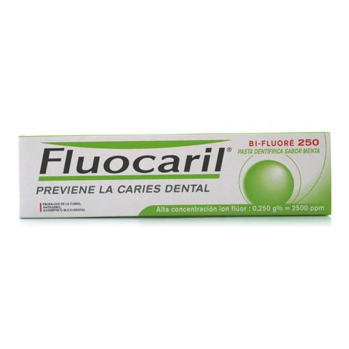 Fluocaril es una excelente pasta dental recomendada en embarazadas