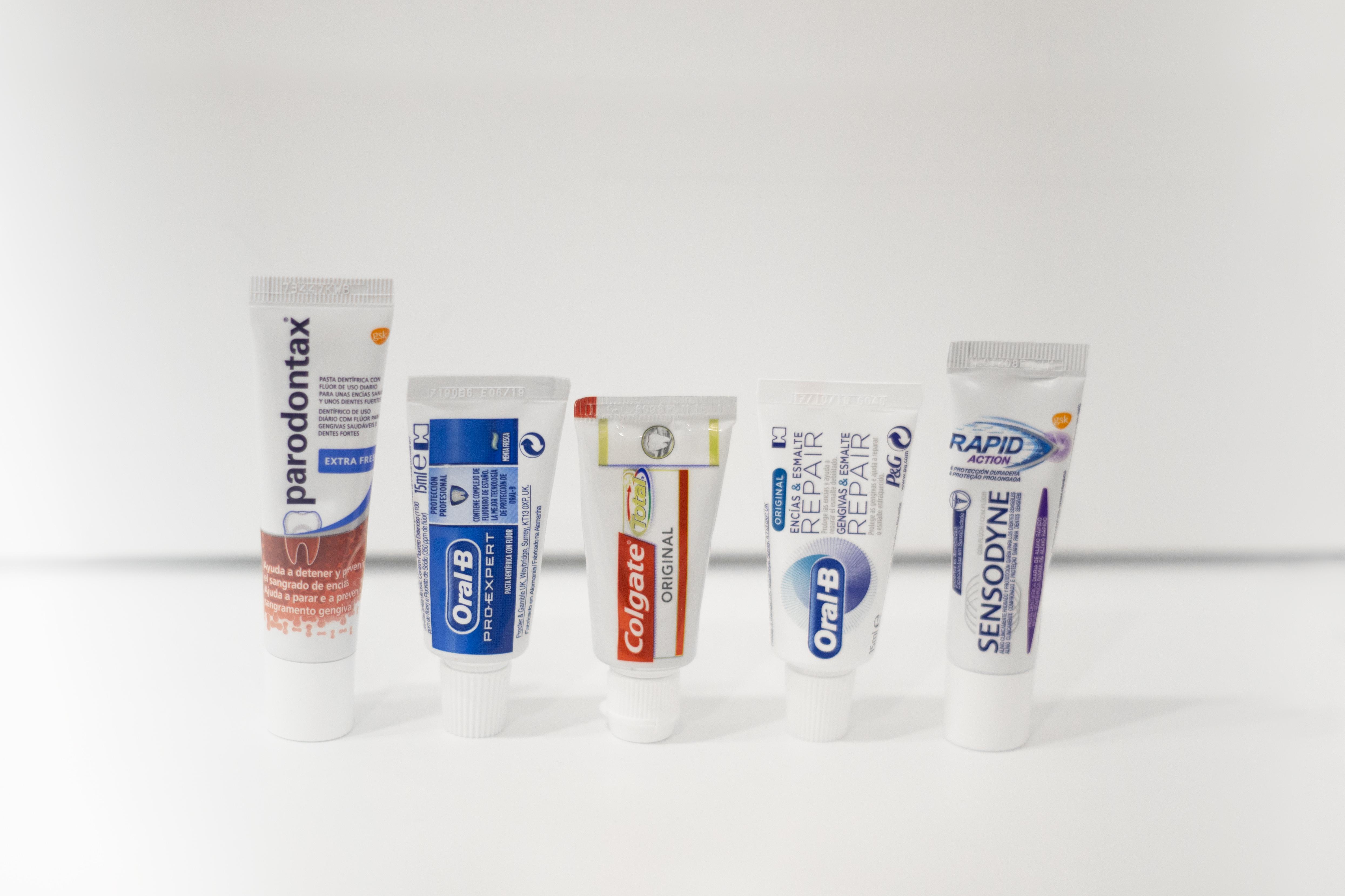 pastas-de-dientes-clinica-dental-murcia-velez-y-lozano
